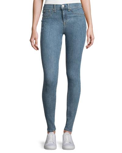10 Inch Skinny Jeans, Gambel