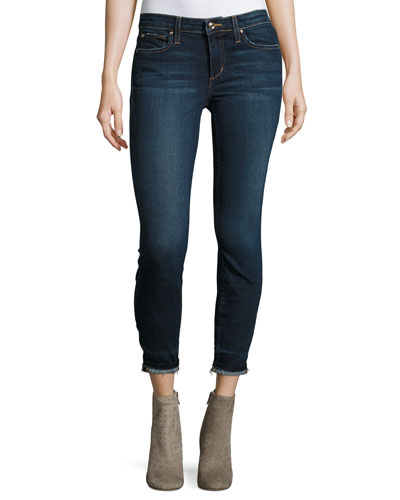 The Markie Crop Skinny Jeans, Tania