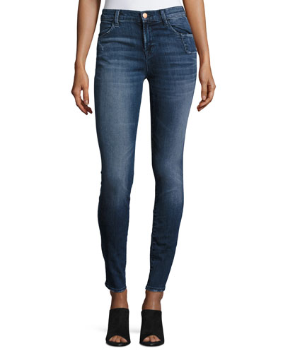 620 Mid-Rise Super-Skinny Jeans, Gone