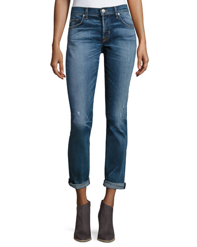 Riley Relaxed Straight-Leg Jeans, Disharmony