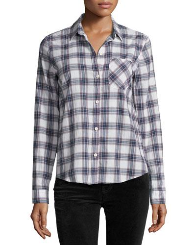 The Slim Boy Shirt, Burnside Plaid