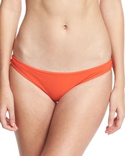 Classic Bikini Swim Bottom, Red
