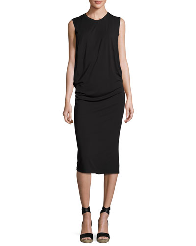 Black Pencil Skirt Dress | Neiman Marcus