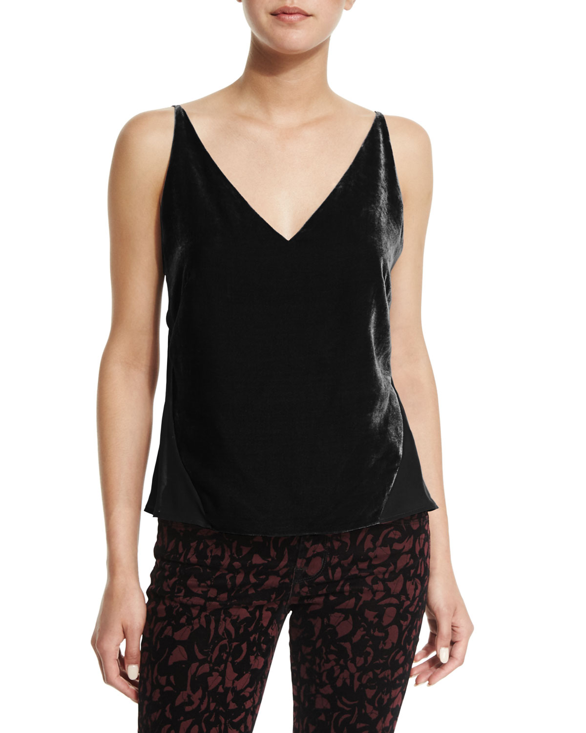 Lucy V-Neck Camisole