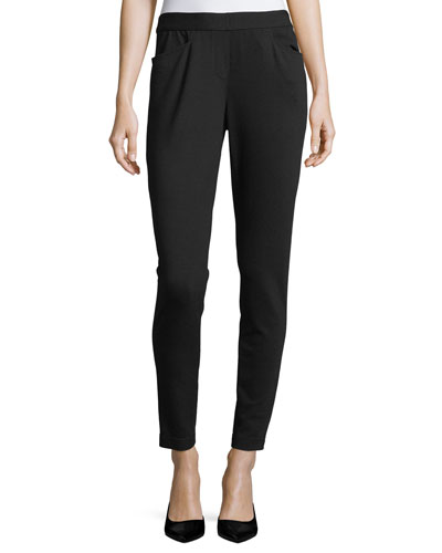 Lafayette 148 New York Punto Milano Trouser Leggings