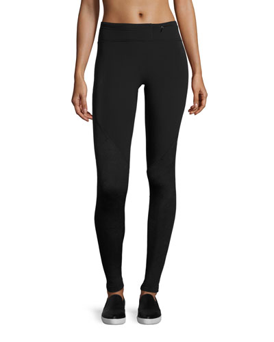 Winter Warm Running Tights, TNF Black