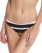 Sahara Stitched Hipster Swim Bottom