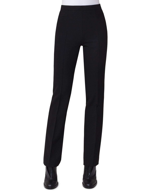 Francoise Slim-Straight Pants