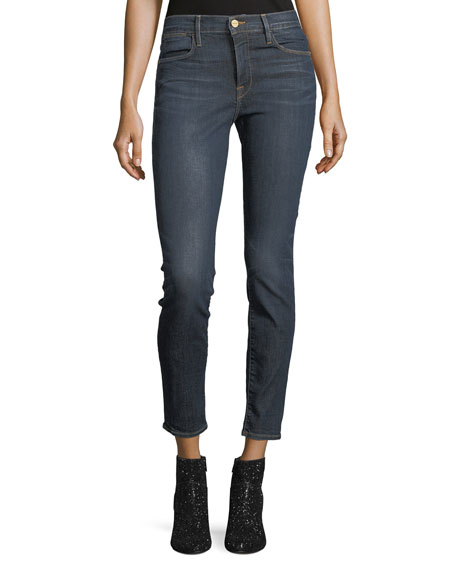 FRAME Le High Skinny Jeans, Harvard