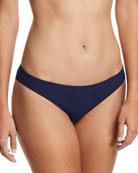 Solid Hipster Swim Bikini Bottom