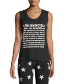 Empowered Yoga/Athletic Tank Top