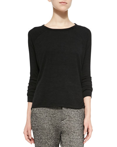 Camden Long-Sleeve Knit Top