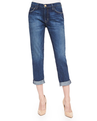 The Fling Cropped Ankle Jeans