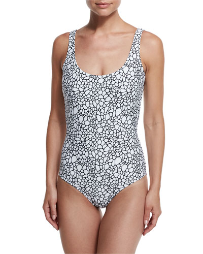 One-Piece Tank Swimsuit, Pavimento