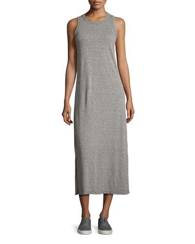 The Perfect Muscle Tee Dress, Gray