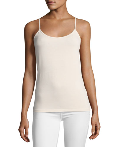 Soft-Touch Cami, Light Pink