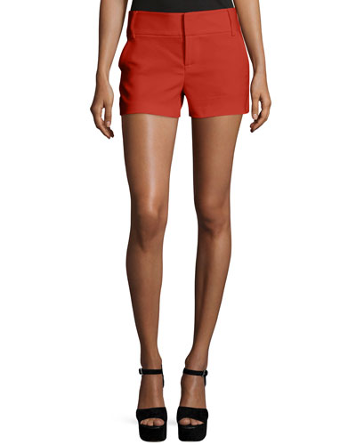 Classic Cady Shorts, Poppy Red