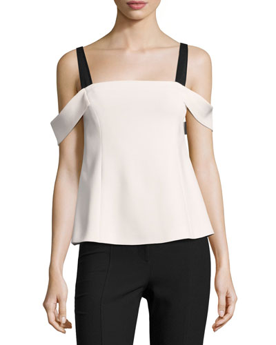 Nova Cold-Shoulder Top