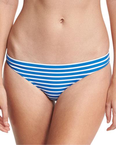 Regatta Hipster Swim Bottom, Blue/White