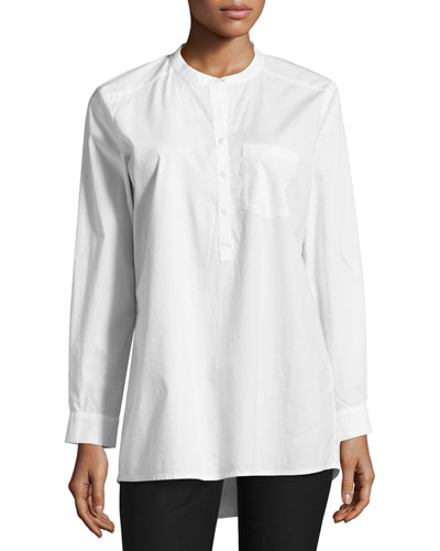 Organic Stretch Easy Shirt