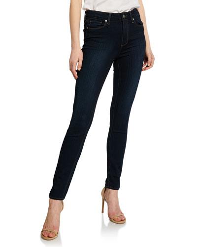Hoxton Mona Ultra Skinny Jeans, Dark Blue