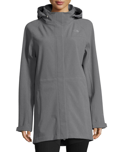 Apex Disruptor Gore-Tex® Parka, Medium Heather Gray