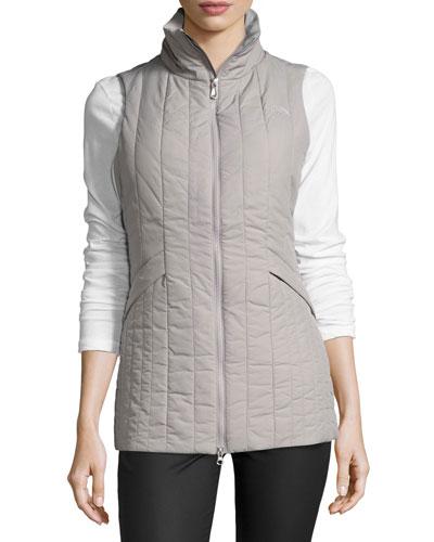 Lauritz Long Heatseeker™ Vest, Metallic Silver