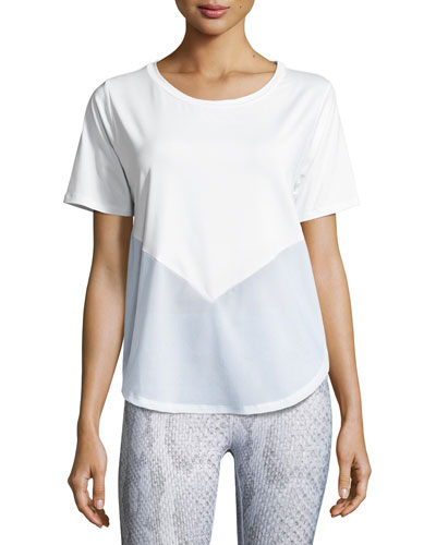 Santar Technical Top, White
