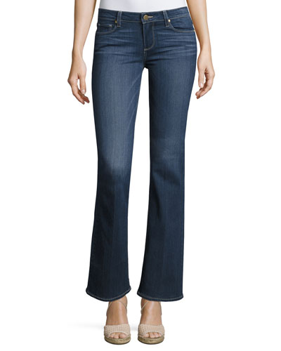 Manhattan Trina Slim Boot-Cut Jeans