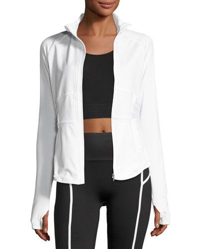 PWRShape Performance Jacket, White