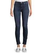 Nico Mid-Rise Skinny Jeans