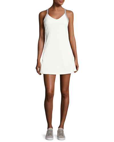Performance Cross-Back Tennis Dress