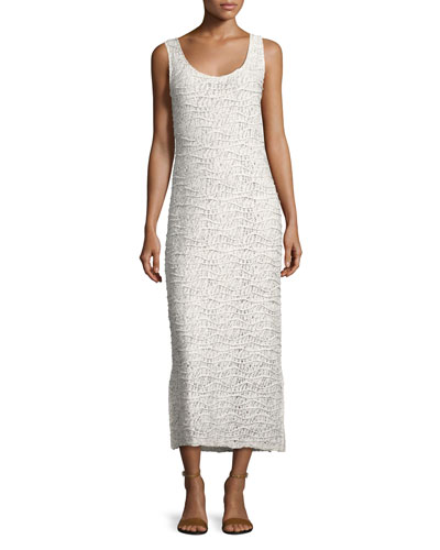 Blaire Variegated Knit Dress, Plus Size