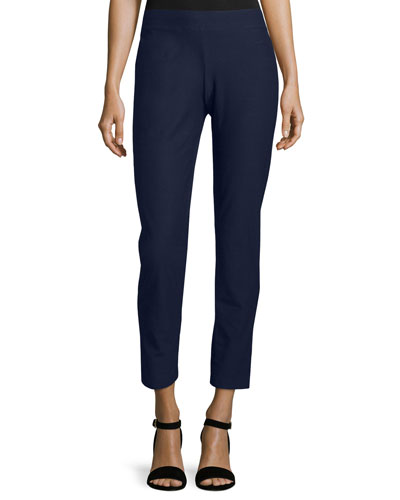 d2c2c2a988a7fd Quick Look. Eileen Fisher · Washable Stretch Crepe Cropped Pants