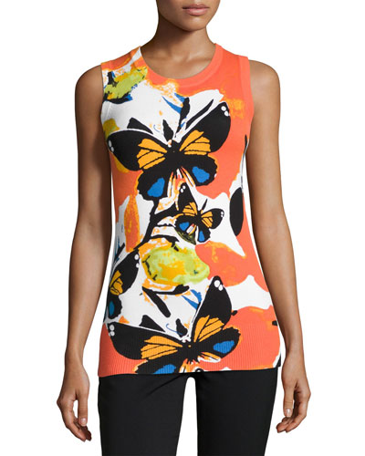Spicy Butterfly Tank, Petite