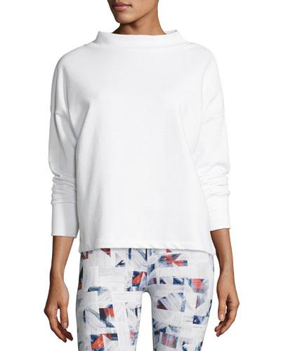 Kingsmill Revive Pullover Sweatshirt, Light Gray