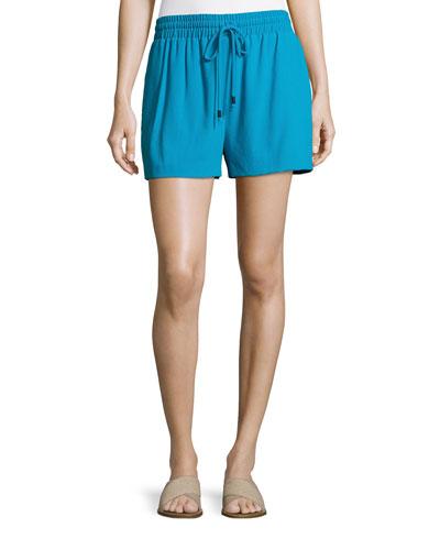 Ludlow Smocked Drawstring Shorts, Multi
