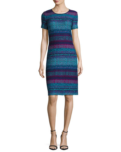 New Ellah Knit Sheath Dress