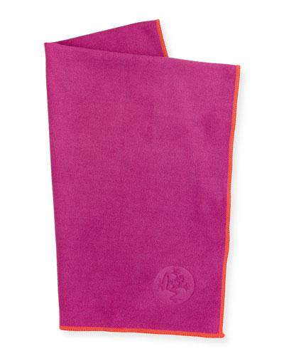 eQua® Hand Yoga Towel, Pink