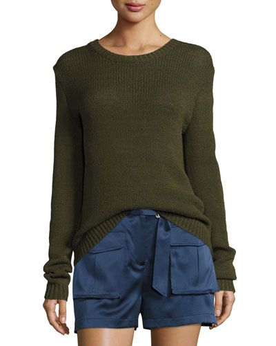 Yulia Summer Boucle Sweater