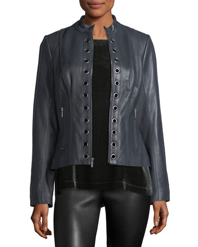 Womens Leather Jacket | Neiman Marcus : neiman marcus quilted leather jacket - Adamdwight.com