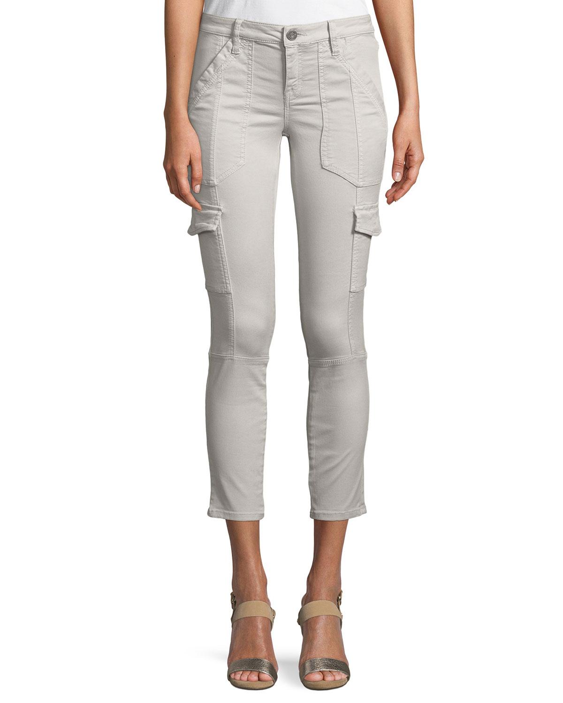 Okana Skinny Cargo Pants, Fatigue