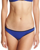 Diane von Furstenberg Classic Dotted Bikini Swim Bikini
