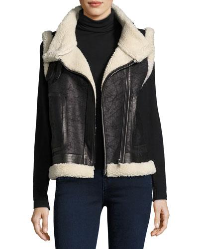 Danay Fur Vest