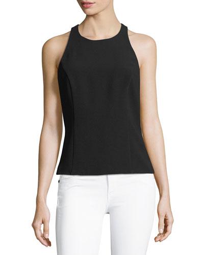 Ebba Sleeveless Halter Top