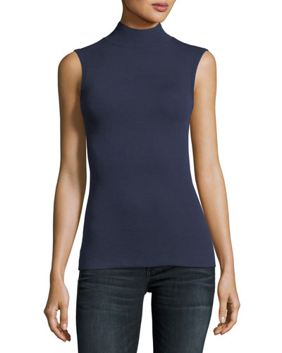 Dorit Sleeveless Knit Top