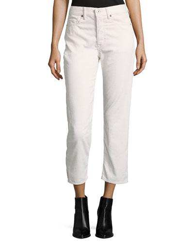 Union Slouch Corduroy Pants, Neutral Pattern