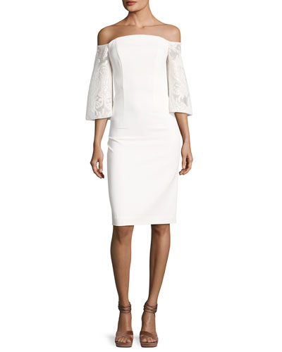 Malin Off-the-Shoulder Dress, Palais Royale