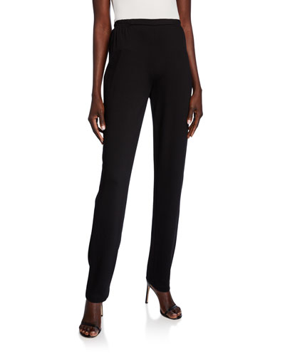 Ponte Slim Pants
