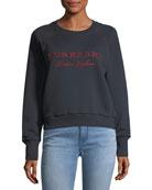Torto Burberry London Sweatshirt, Navy